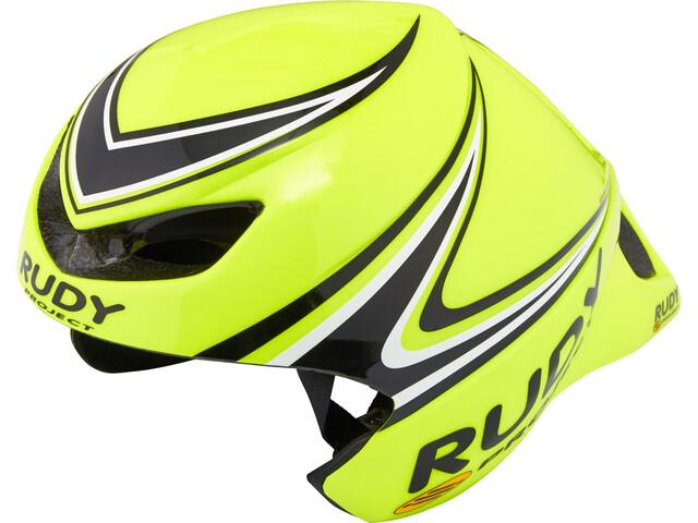 Rudy Project Wingspan  Kask rowerowy żółty